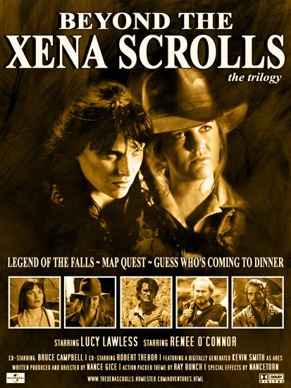 Mel & Janice - The Xena Library